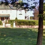 The Belvedere Inn grounds