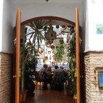 Entrance & Restaurant of Hotel America