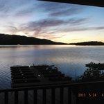 view at 5:45am