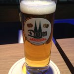 MY FIRST BEER IN BONN