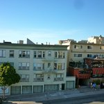 Across the street view