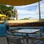 Poolside at Rio Cumbaza Hotel