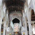igreja de s. tomás e s. edmundo, salisbury
