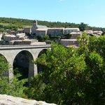 Minerve village