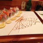 Sushi Chef Art, Wasabi, Hudson NY