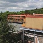 Gebäude mit Ferienwohnungen