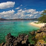 Dimakya Island looking south east