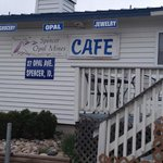 Spencer Opal Mine Cafe