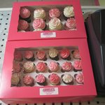 Special order bridal shower cupcakes