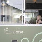 Lunch at Simpatico