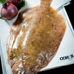 Fresh Lemon Sole. Enjoy our Seafood every Friday & Saturday