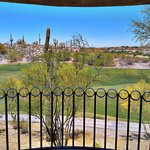 """View from patio of room """"C 258"""""""