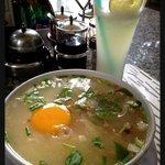 カオトムガイに卵 ・マナオパン