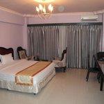 Deluxe room #612