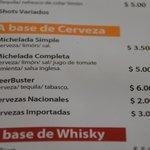 Foto van Tequila