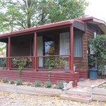 Sweet lil cabin.