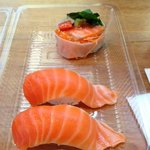 One of the best salmon sashimi I've had.