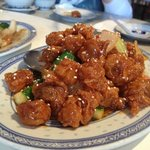 The best crisp sweet and sour pork dish which is a MUST-TRY DISH!