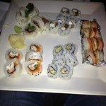 California, Philly, Beef Fajita, Tiger Eye, and Lobster Roll