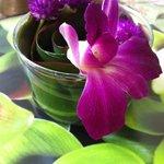Handy work of Sakul Intakul who is a Floral artist