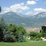 Vue magnifique Savoie Chambre d'hote