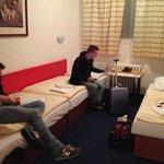 Onze 3ps kamer