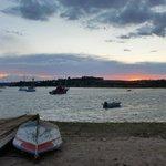 Sunset from Navegador