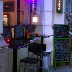 Basil Ica Salad and Pancake Barの写真