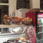 Basil Ica Salad and Pancake Bar fényképe