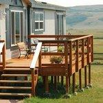 Elk Willows Scenic Deck