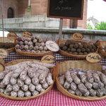 Markt in Munster