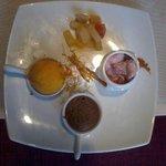 Café gourmand 6.80E