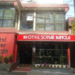 The outside view of Sonar Bangla