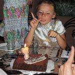 Les 7 ans de Charline