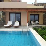 OUR SUITE - PRIVATE POOL