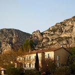 Foto de La Bastide de Moustiers