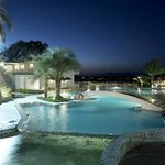 Swimming Pool - Night View