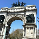 Soldiers' and Sailors' Arch - Prospect Park