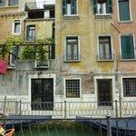 Facade du Casa Nicolo Priuli
