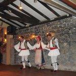 Greek Night at Saxophone bar