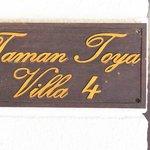 Toman Toya Entrance