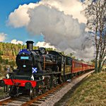 Steam Through The Stunning Scottish Highlands