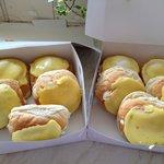 Lemon Buns, nom nom