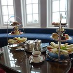 Afternoon Tea at Hotel Riviera