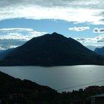 particolari del lago