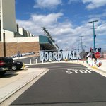 Steps from the boardwalk!