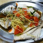 steam fish for M$22