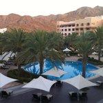 Pool at Al Bandar