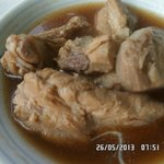 herbal pork rib soup for M$4