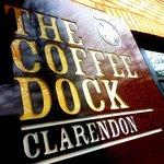 coffee dock...looking good!